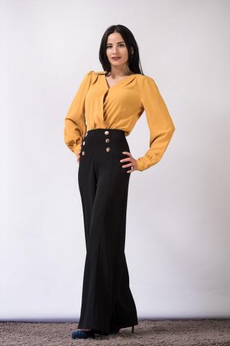 Pantalón Brigitte Negro