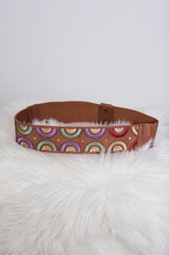 Cinturón hippie Lo