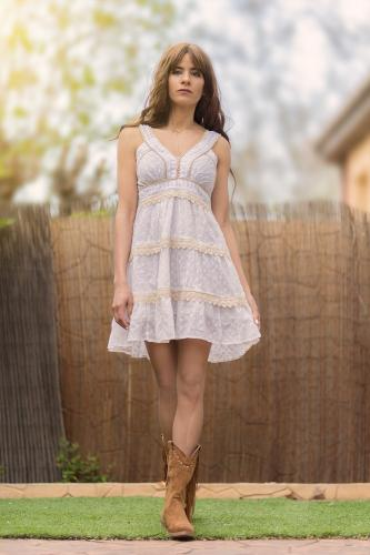 Vestido boho Valentina