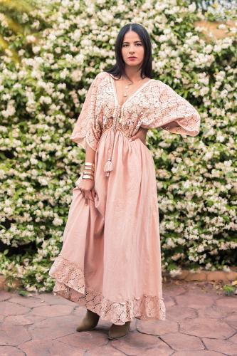 Vestido Boho  Alhambra