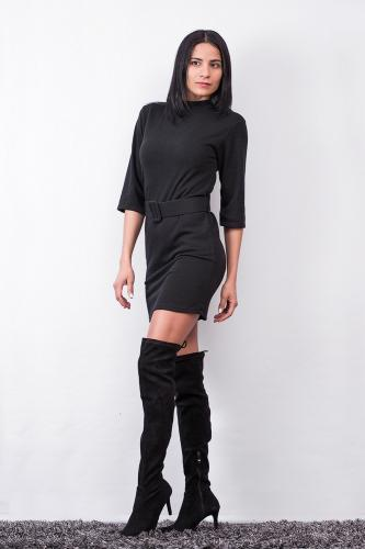 Vestido Russ Negro