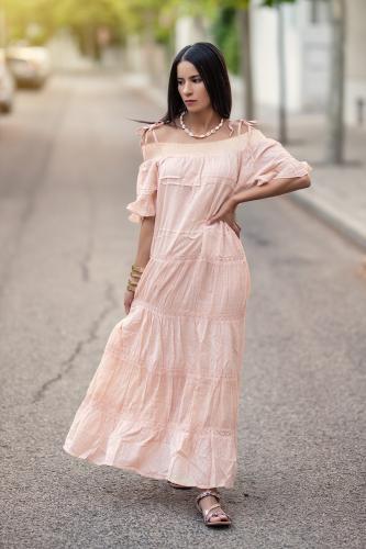 Vestido Ibicenco Lía