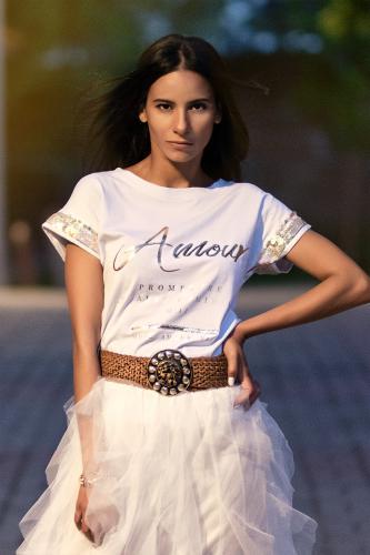 Camiseta Boho Amour