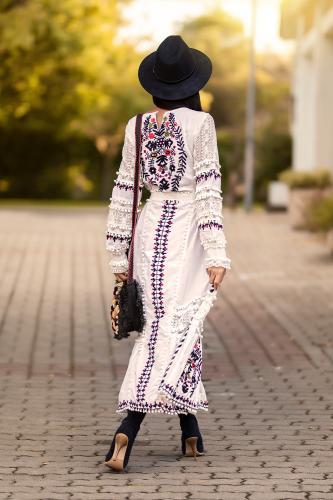 Vestido Boho Aneska