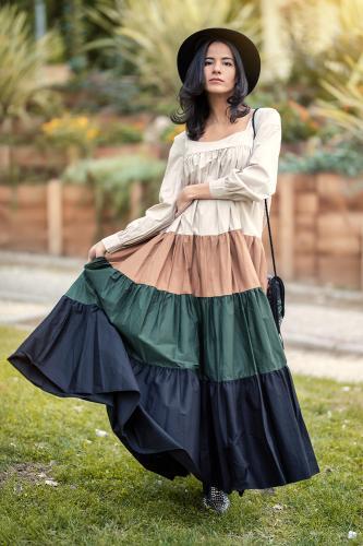 Vestido Boho Karuna