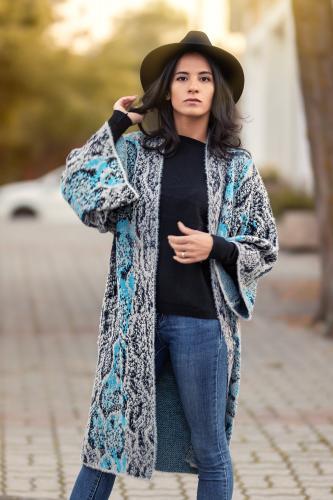 Kimono Boho Pitón