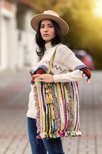 Bolso Boho Happy