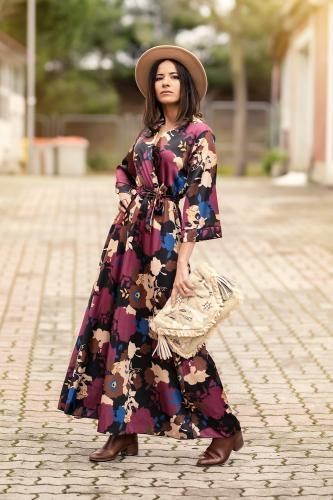 Vestido Boho Vani