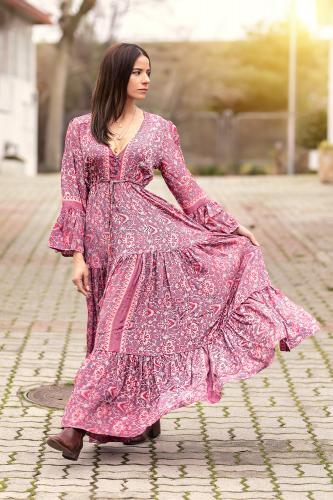 Vestido Boho Manjula