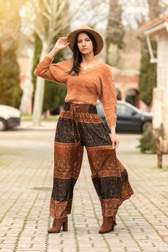 Pantalón Hippie Love
