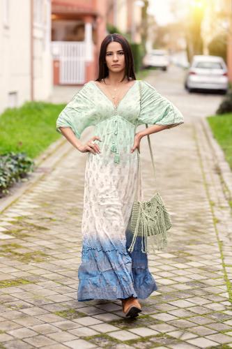 Vestido Boho Lavanya