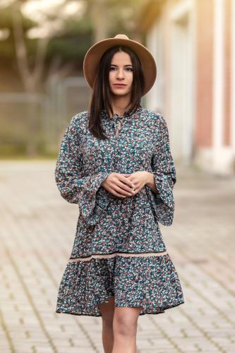 Vestido Boho Pritha