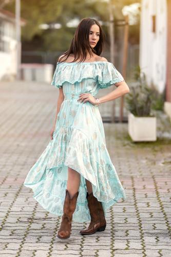 Vestido Boho Roshan