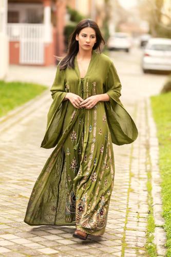 Kimono Boho Mohana
