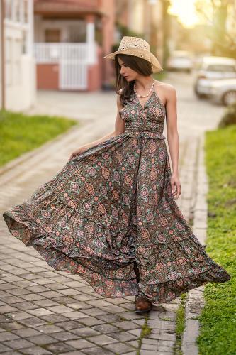 Vestido Boho Lalita