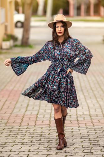 Vestido Boho Yami