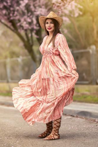Vestido Boho Satya