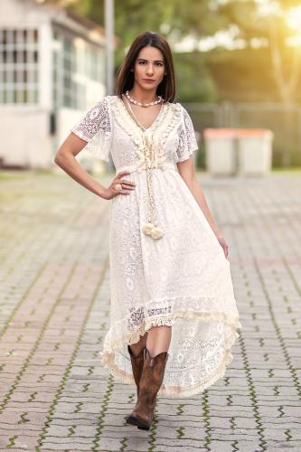 Vestido Boho Shantina