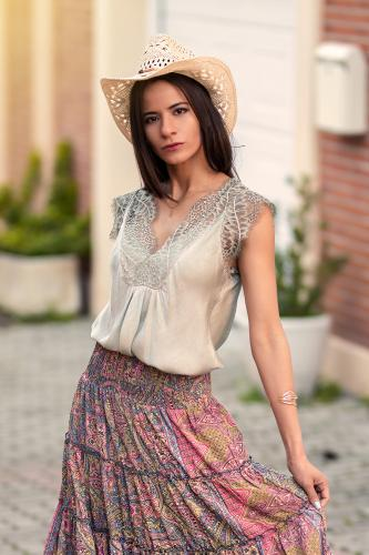 Top Lencero Boho Joe