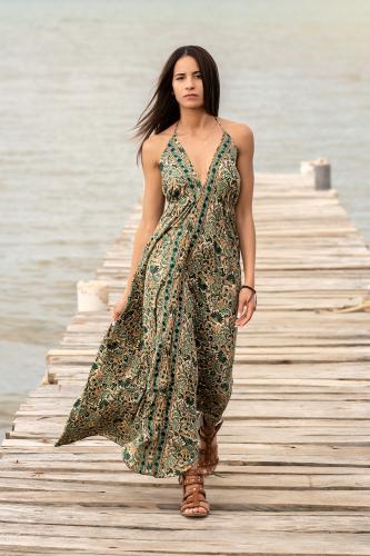 Vestido Bohemia de Mares