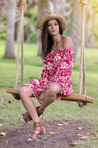 Vestido Boho Fiyi