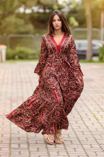 Vestido Boho Kaliman