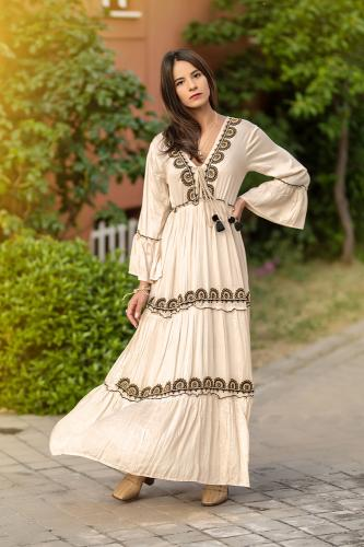 Vestido Boho Aryan