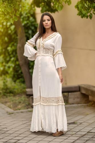 Vestido Boho Dhira