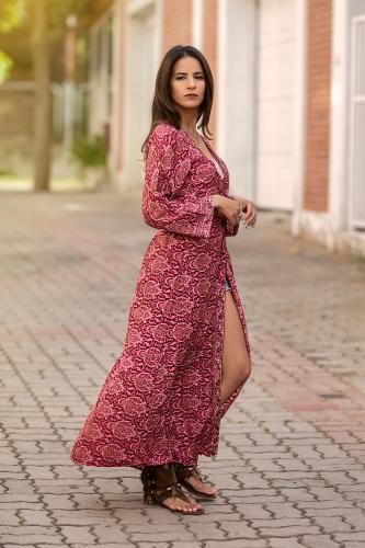 Kimono Boho Sha