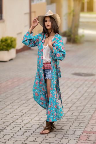 Kimono Boho Kama