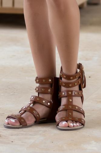 Sandalias Boho Gladiador
