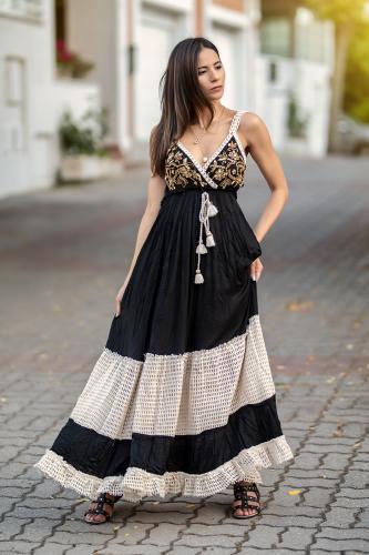 Vestido Boho Mahindra