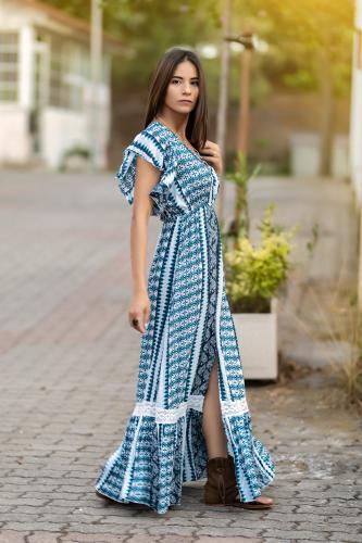 Vestido Boho Gopal