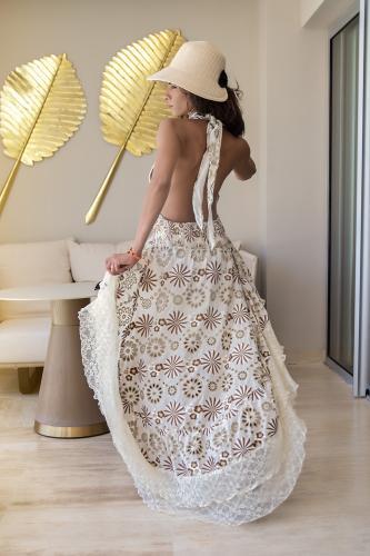 Vestido Asimétrico Laurie &...