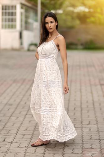 Vestido Ibicenco Vinod