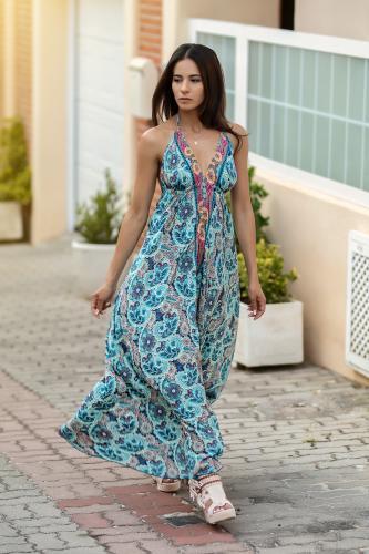 Vestido Boho Summer