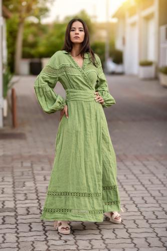 Vestido Boho Isamar