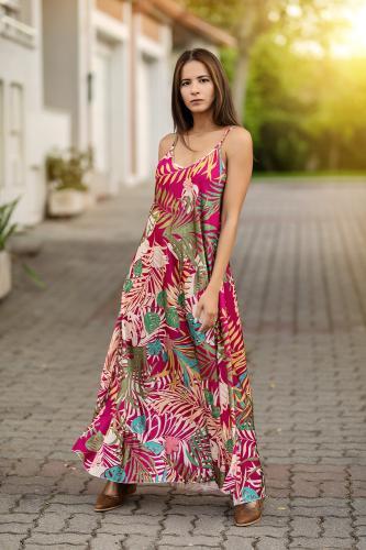 Vestido Boho Jardín