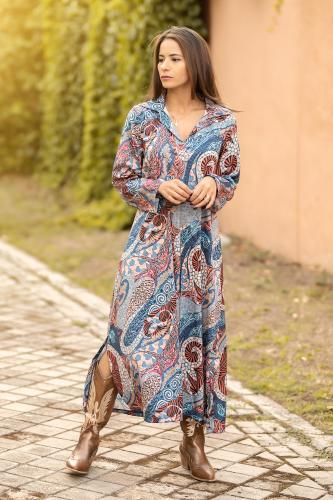 Vestido Boho Hari
