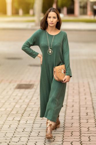 Vestido Boho Muni
