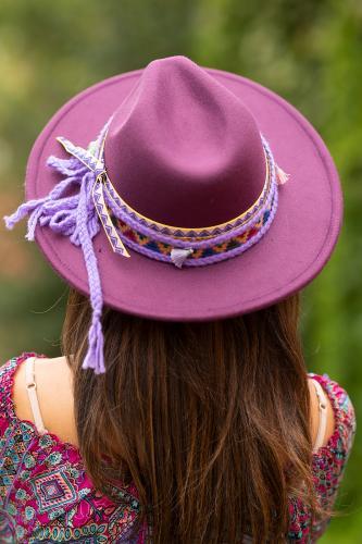 Sombrero Bohemia Happy