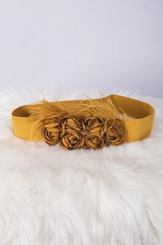 Cinturón de Flores, Mostaza